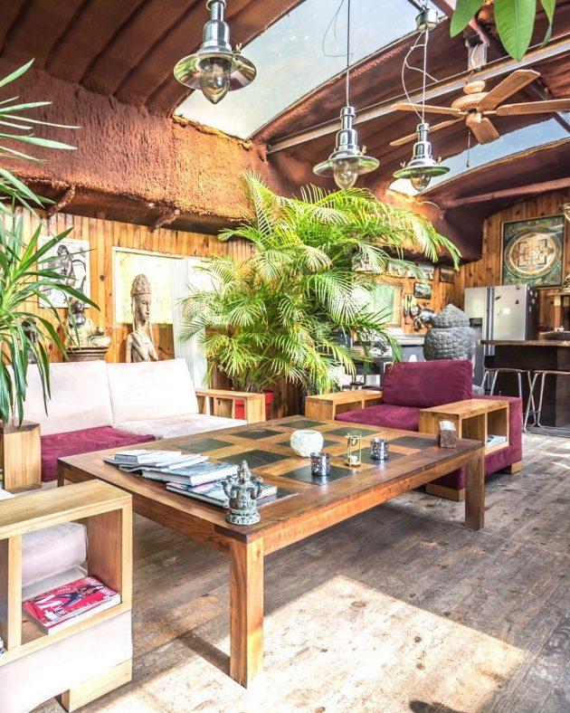 espaces atypiques immobilier peniche urban jungle