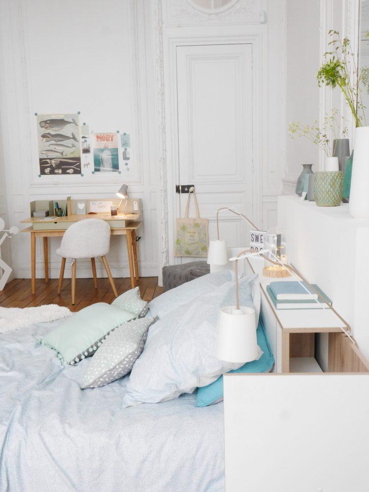 chambre ado scandinave blog déco - clem around the corner