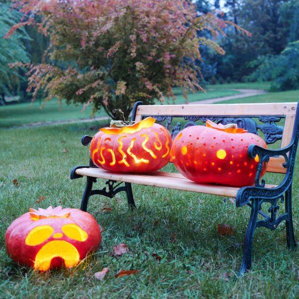 citrouilles halloween blog deco création deco diy