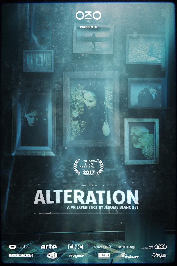 alteration jerome blanchet 3d vr court metrage arte
