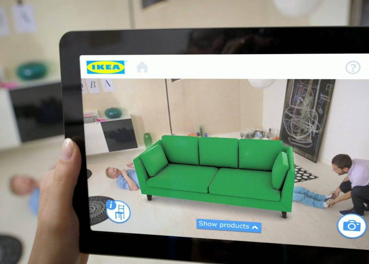 Réalité augmentée et réalité virtuelle dans la déco