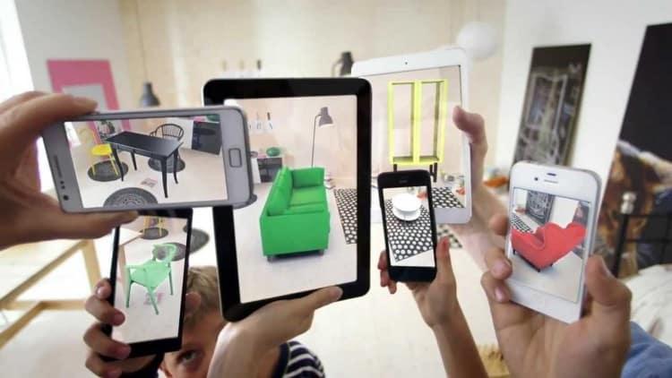 Réalité augmentée et réalité virtuelle dans la décoration architecture - blog déco - clem around the corner