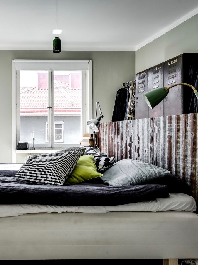 d co industrielle vintage blog d co design clem around the corner. Black Bedroom Furniture Sets. Home Design Ideas