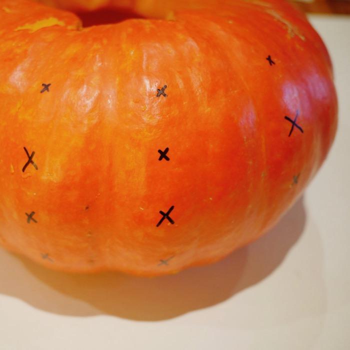 diy citrouilles halloween