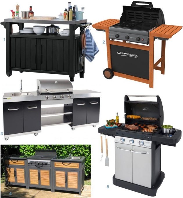 cuisiner à l'extérieur : les modes de cuisson