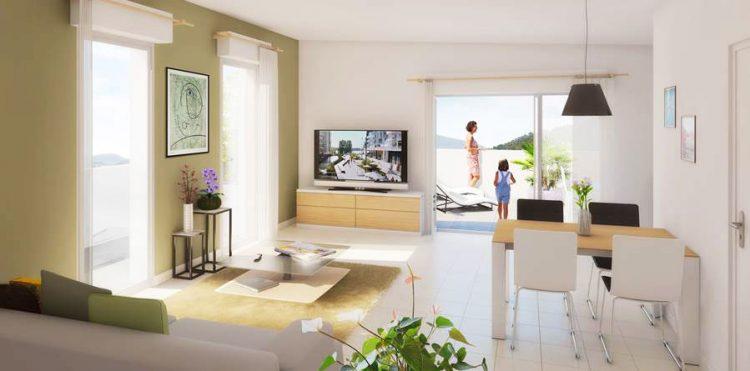 Réalité augmentée programme immobilier bouygues
