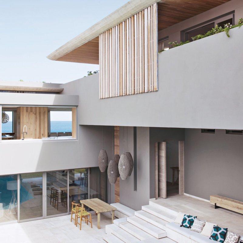 deco maison au bord de la mer architecture blog
