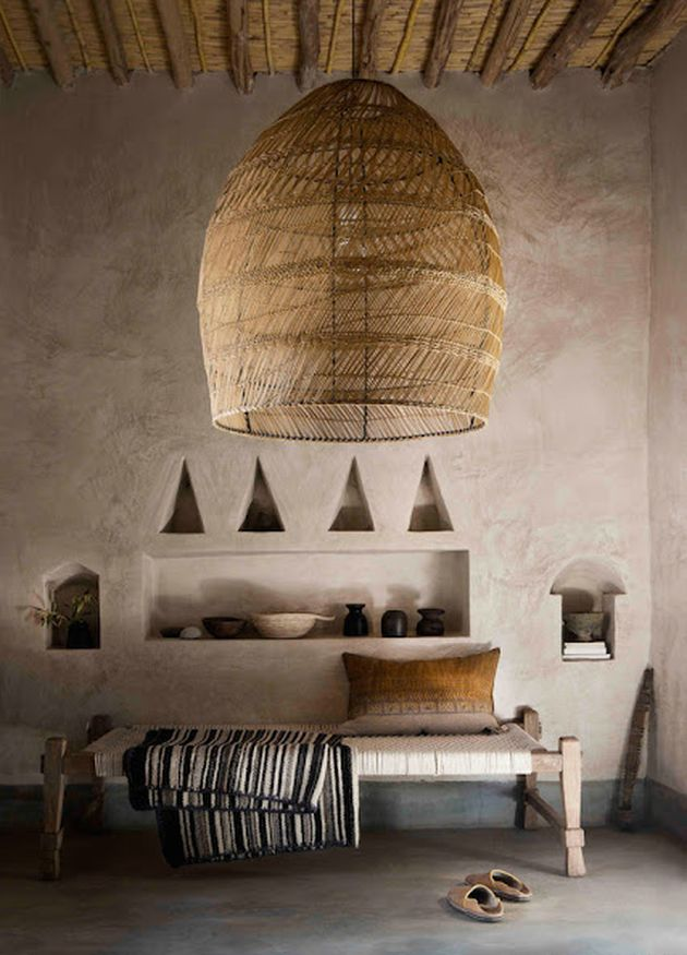 interieur naturel blog deco maison marocaine