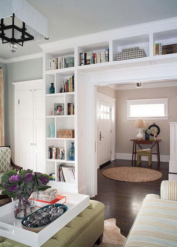 ikea hack billy 15 transformations originales clem atc. Black Bedroom Furniture Sets. Home Design Ideas