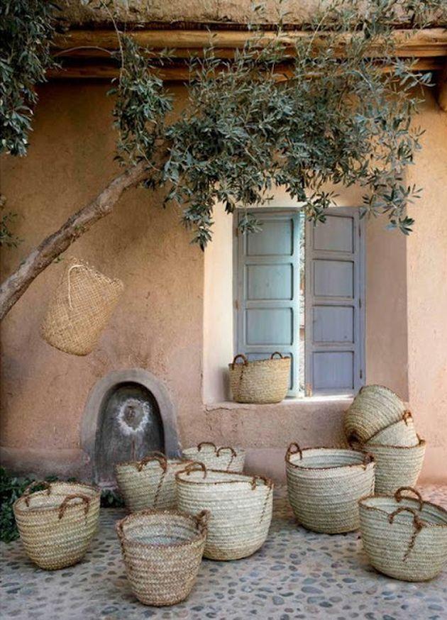 maison marocaine le charme l 39 oriental clem around the corner. Black Bedroom Furniture Sets. Home Design Ideas