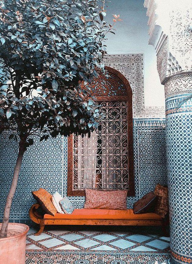 blog deco maison marocaine
