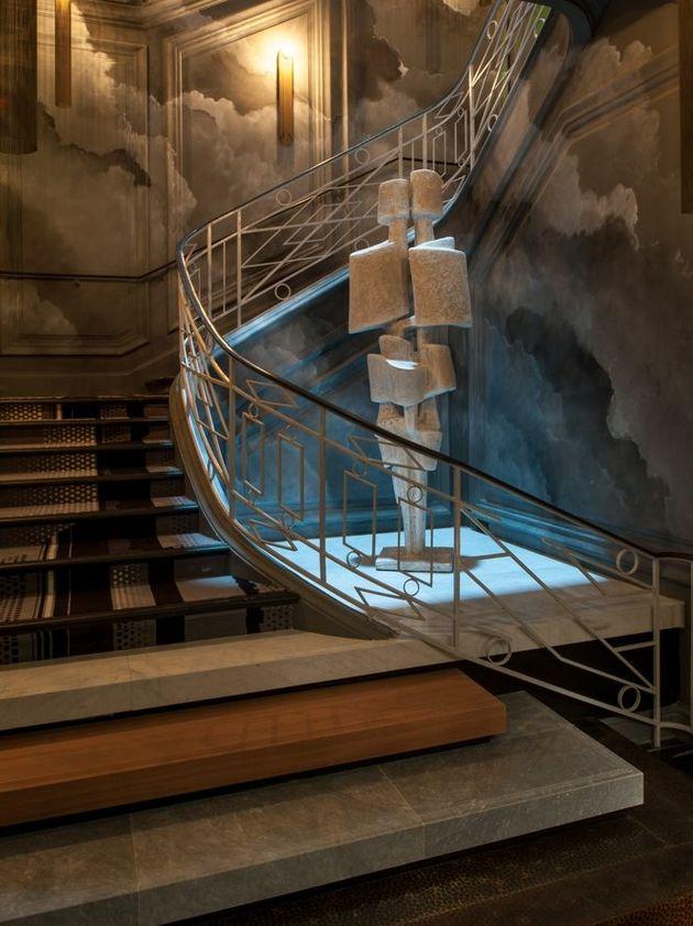 escaliers orage nolinski
