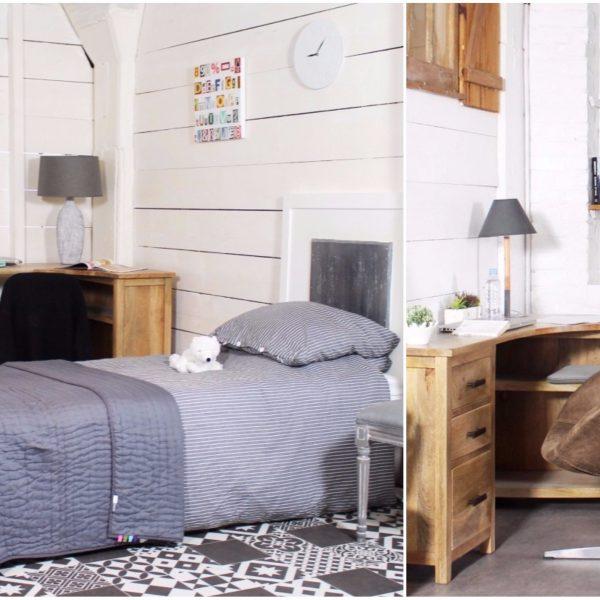 fausse chemin e la d co trompe l 39 oeil clem around the corner. Black Bedroom Furniture Sets. Home Design Ideas