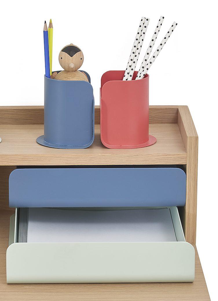 accessoire de bureau rangement nouveautés Hartô boite