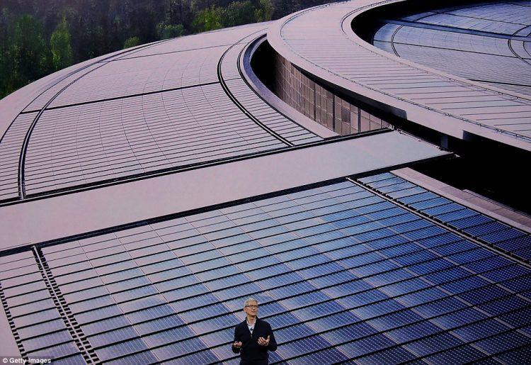 apple park panneau solaire blog clem around the corner
