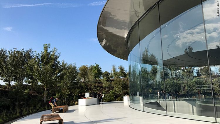 campus apple park 2 normann foster blog deco clemaroundthecorner