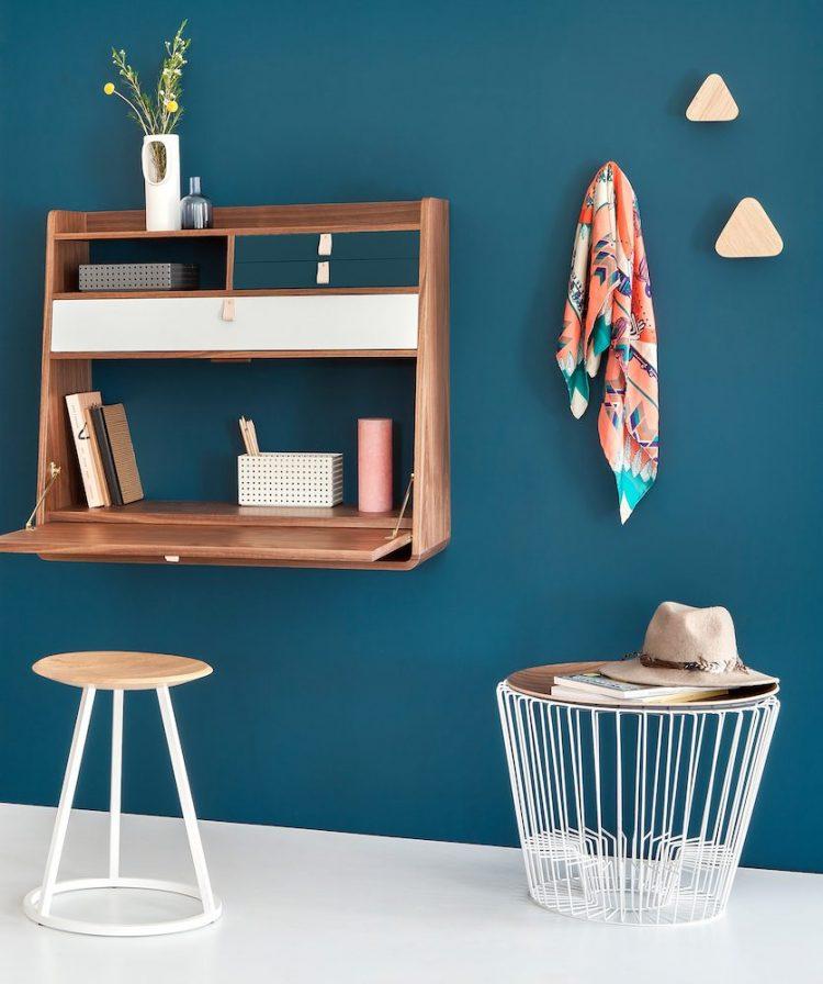 nouveautés hartô design patere bois triangle