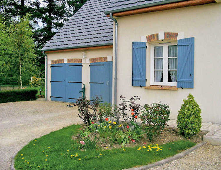 porte amenagement garage en chambre