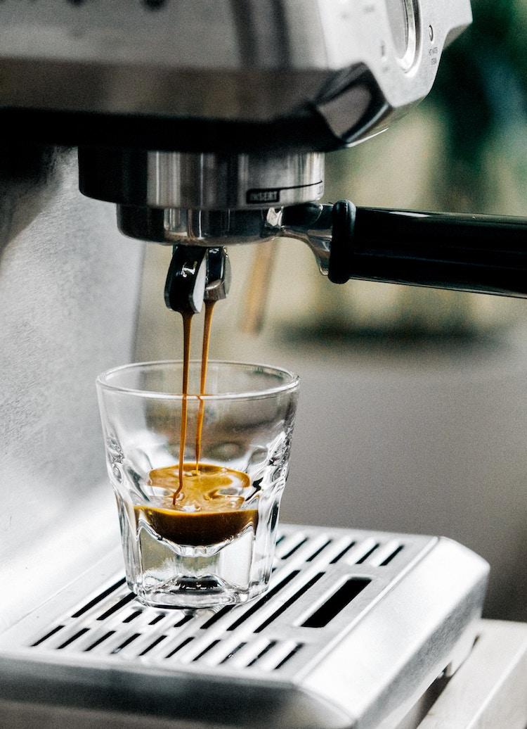 cafe machine trente ans