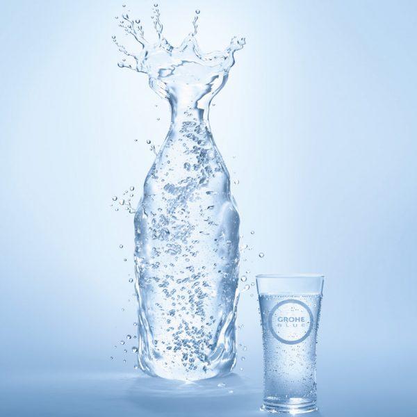 grohe blue home robinet eau petillante