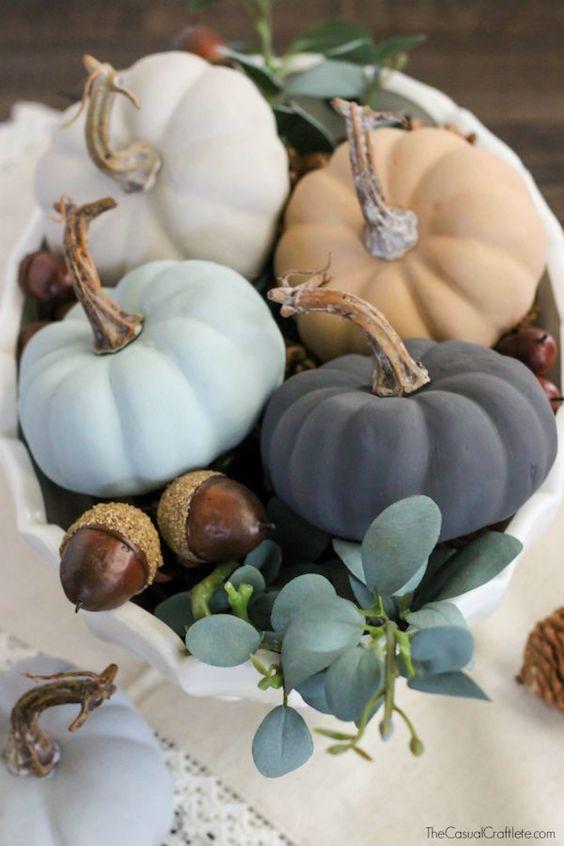 decorer une citrouille deco halloween automne