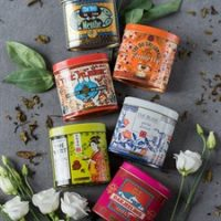 COFFRET 6 THÉS BIO* DE L'HOSPITALITÉ idées cadeaux femme