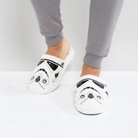 Fizz - Chaussons motif Star Wars Storm Trooper