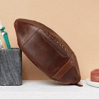 The Cavendish Collection - Trousse de toilette motif football américain