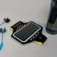 Hama - Active Sports - Brassard à LED pour smartphones