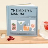 Livre « The Mixers Manual Cocktail Book »