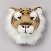 idées cadeaux enfants trophee peluche tigre
