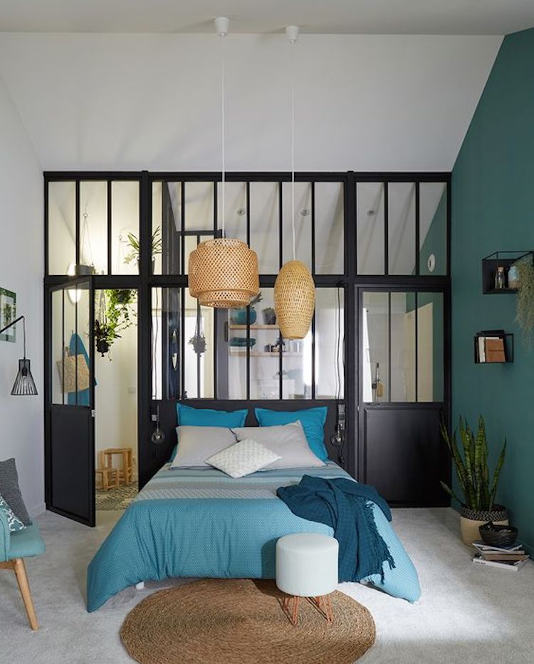 am nagement garage en chambre clem around the corner. Black Bedroom Furniture Sets. Home Design Ideas