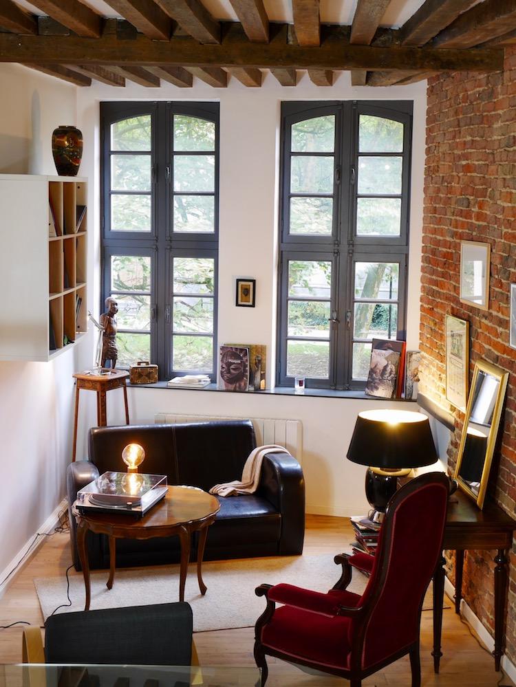 appartement lillois vue escalier appartement lille