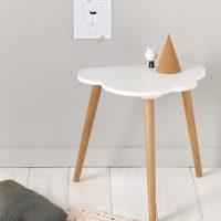 idées cadeaux enfant deco table nuage 3 pieds