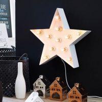 lampe design etoile ampoule idee cadeaux ado