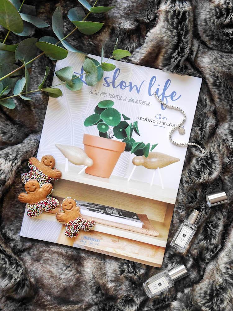 bien décorer sa maison en hiver slow life diy livre clem around the corner blog deco hygge lagom