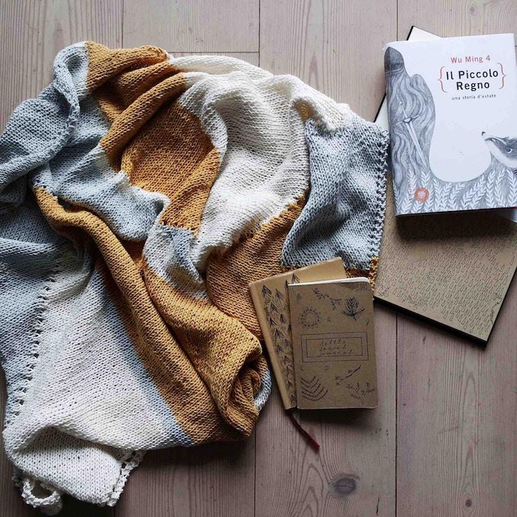 deco tricot cocooning blog decoration diy