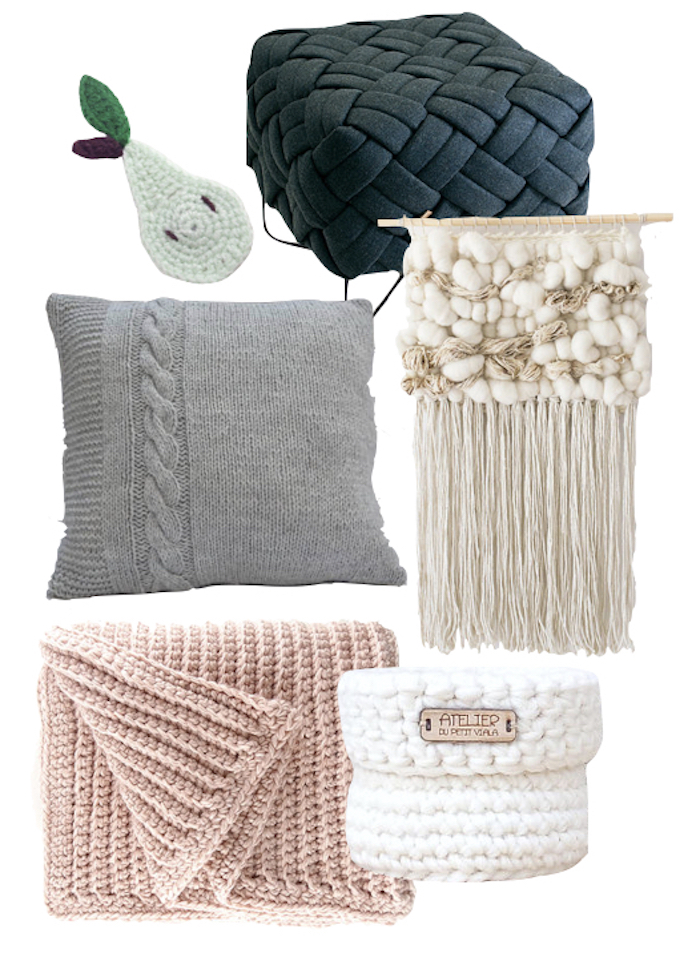 shoppinglist deco tricot blog décoration clem around the corner