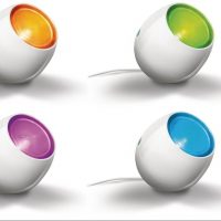 idées cadeaux ado à moins de 100€ lampe change de couleurs