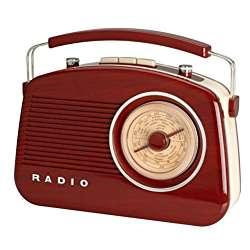 idées cadeaux ado à moins de 100 euros enceinte vintage vieille radio
