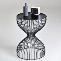idées cadeaux ado table de nuit style masculin moderne metallique