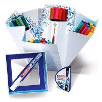 boite color edding pour caligraphie pas cher