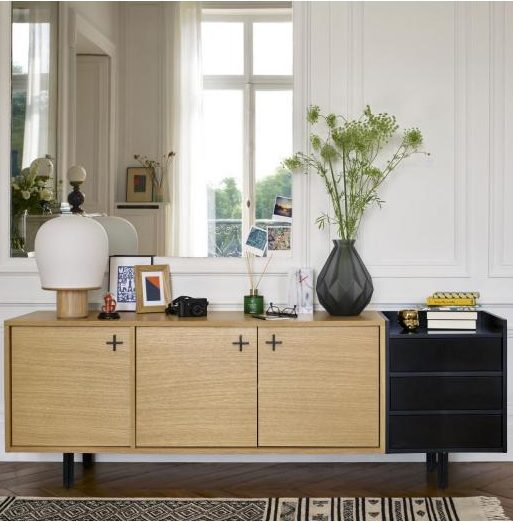 tendance japandi entre style scandinave et japonais. Black Bedroom Furniture Sets. Home Design Ideas
