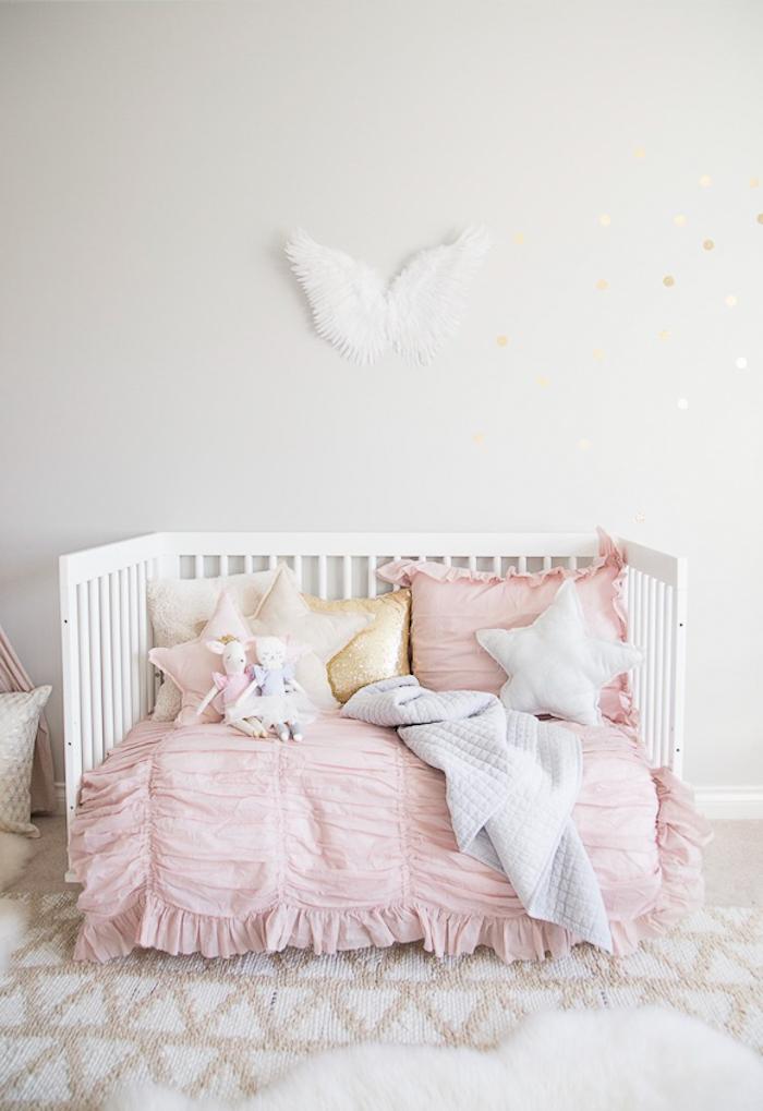 d co toile une ambiance f erique clemaroundthecorner blog d co. Black Bedroom Furniture Sets. Home Design Ideas