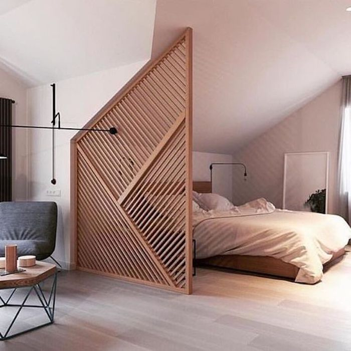 Gorgeous Ways To Incorporate Scandinavian Designs Into: Séparer Deux Pièces : 5 Astuces