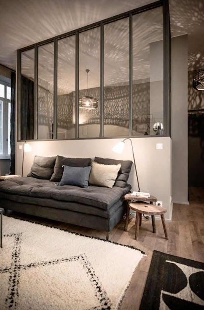 s parer deux pi ces 5 astuces clem around the corner blog d co. Black Bedroom Furniture Sets. Home Design Ideas