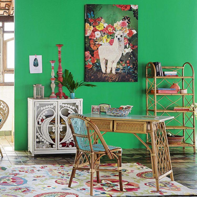 une pointe d 39 originalit avec la d co lama clem around. Black Bedroom Furniture Sets. Home Design Ideas
