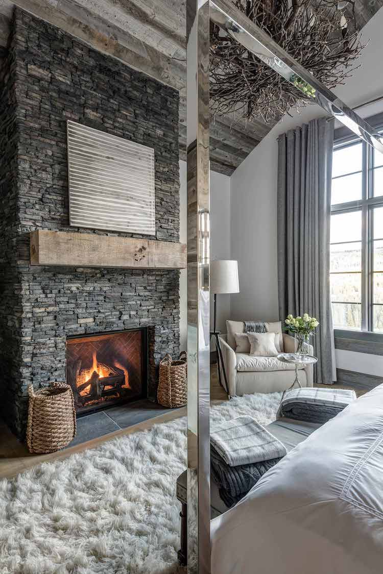 chalet flanc de montagne blog d co clem around the. Black Bedroom Furniture Sets. Home Design Ideas