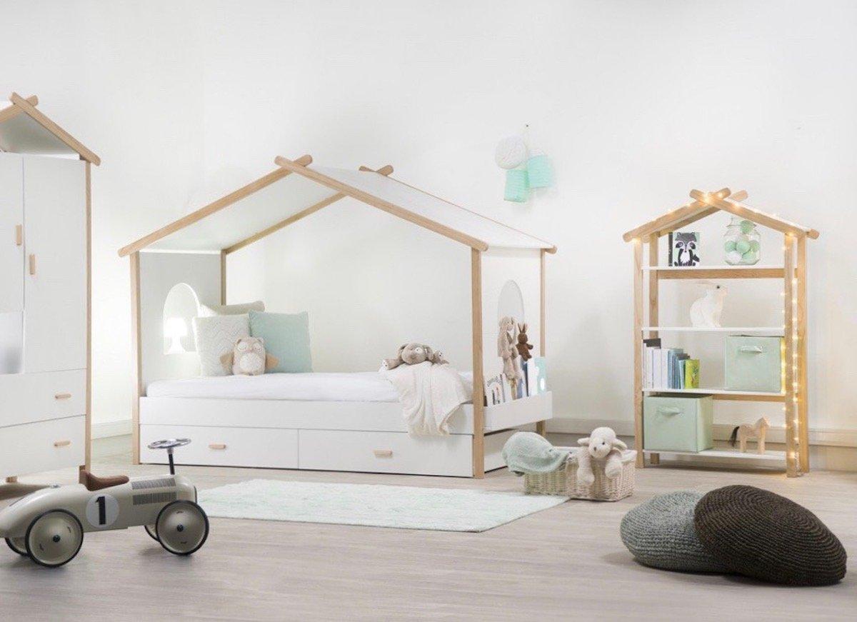 Deco Chambre Bebe Fille lit cabane : les 25 plus belles chambres d'enfant - blog déco