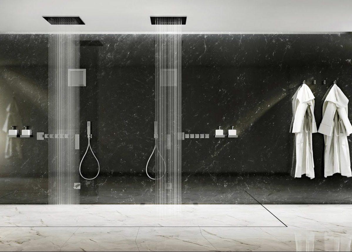 comment installer une douche italienne conseil prix